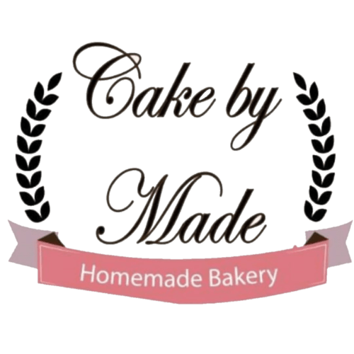 logo Cake by Made Homemade Bakery